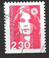 FRANCE 2629 Marianne Du Bicentenaire Provenant De Carnets. - Francia