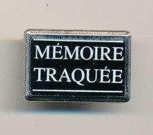 MEMOIRE TRAQUEE - Cinéma