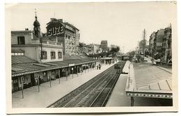 ENGHIEN LES BAINS La Gare Vue Intérieure - Enghien Les Bains