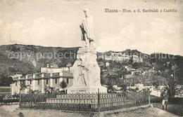 13322722 Massa Monument Garibaldi Castello Massa - Zonder Classificatie