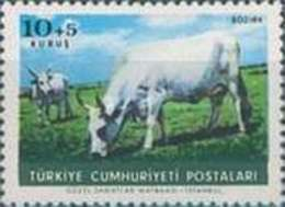 MINT STAMPS Turkey - Animal Protection Fund -1964 - 1921-... Republic