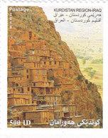 Iraq-KURDISTAN REGION New Issue 2018, Old Village 1v.complete Set MNH- SKRILL PAYMENT ONLY - Iraq