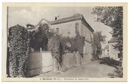 Madiran Pensionnat De Jeunes Filles Phot. G. Métreau Toulouse Editions GEM - France