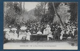 CHANCELADE - La Cour D' Amour , Vue Des Spectateurs - France