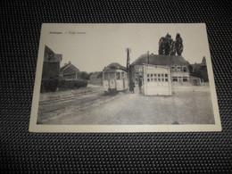 Oetingen ( Gooik )  Tram Station - Gooik