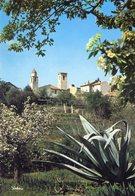 Le Cannet - église Sainte Catherine - Cachet Linéaire 90 Belfort RP - Le Cannet