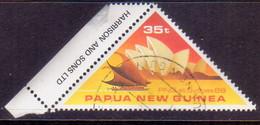 PAPUA NEW GUINEA 1988 SG #575 35t Used Sydpex '88 - Papua New Guinea