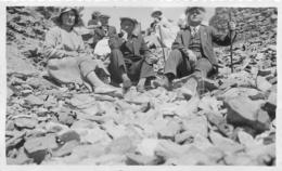 PIC DU MIDI DE BIGORRE  1933 PHOTO ORIGINALE 11.50X7CM - Orte