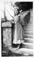 CAUTERETS  CHEMIN DE RAILLERE 1933 PHOTO ORIGINALE 11.50X7CM - Orte