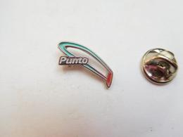 Beau Pin's , Auto Fiat Punto - Fiat