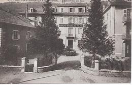 MONNETIER - SALEVE ( 74 ) - Grand Hôtel Du Parc - Autres Communes