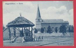Eigenbilzen - Kerk - 1908 ( Verso Zien ) - Bilzen