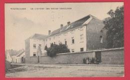 Wolvertem - Le Couvent Des Soeurs Ursulines - 1911 ( Verso Zien ) - Meise