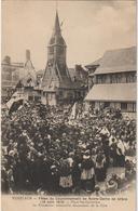 (ALBUM )CALVADOS , HONFLEUR , Fête Du Couronnement De Notre Dame De Grace  19 JUIN 1913 - Honfleur