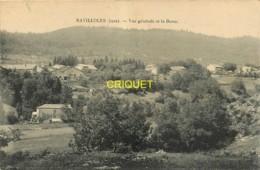 39 Ravilloles, Vue Générale Et La Bosse, Carte Pas Courante - France