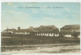Wackernheim; Le Camp. Les Bâtiments - Geschrieben. (Verlag?) - Mainz