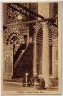 Ca. 1920 B/w Egypt Cairo Sultan Hassan's Mosq. - Caïro
