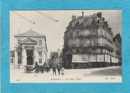 Bourges. - La Place Cujas. - Bourges