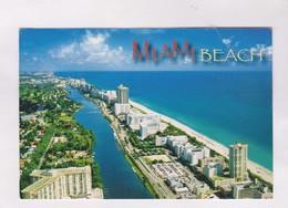 CPM MIAMI BEACH En 2005! (voir Timbre) - Miami Beach
