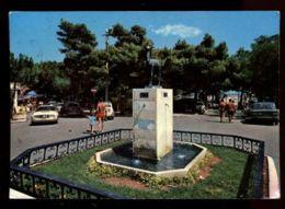 C1059 SIPONTO MANFREDONIA - PIAZZA DAINO VG - Manfredonia