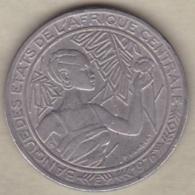 Banque Des Etats De L'Afrique Centrale. 500 Francs 1976 E Cameroun - Gabon