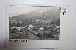 Corse - Bocognano - Vue Générale  - Panorama - France