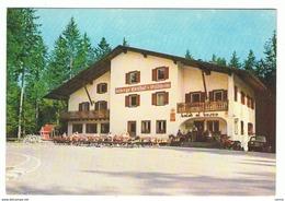 MENDOLA - MENDELPASS (BZ):   PENSIONE  WALDHEIM  -  PER  LA  SVIZZERA  -  FG - Alberghi & Ristoranti