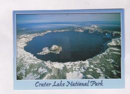 CPM CRATER LAKE NATIONAL PARK, OREGON  En 2005! (voir Timbre) - Etats-Unis