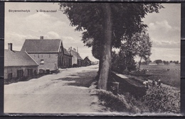 's-GRAVENDEEL 1929 ? Stryenschedyk Zwart/wit Blanco A. Overhoff W 4913 29 - Nederland