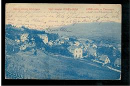 BOSNIA Kiseljak Panorama Ca 1920 OLD POSTCARD - Bosnia And Herzegovina