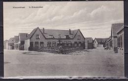's-GRAVENDEEL 1929 ? Nieuwstraat Zwart/wit Blanco A. Overhoff W 4916 29 - Nederland
