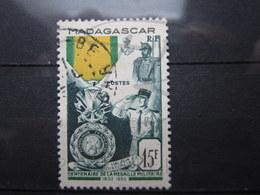 VEND BEAU TIMBRE DE MADAGASCAR N° 321 !!! - Used Stamps