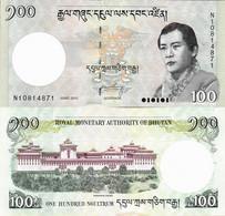 Bhutan 2011 - 100 Ngultrum - Pick 32 UNC - Bhutan