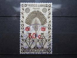 "VEND BEAU TIMBRE DE MADAGASCAR N° 291 , CACHET VIOLET "" TANANARIVE "" !!! - Used Stamps"