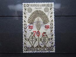 "VEND BEAU TIMBRE DE MADAGASCAR N° 292 , CACHET VIOLET "" TANANARIVE "" !!! - Used Stamps"