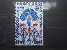 "VEND BEAU TIMBRE DE MADAGASCAR N° 297 , CACHET VIOLET "" TANANARIVE "" !!! - Used Stamps"
