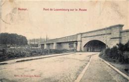 Belgique -  Namur - Jambes - Pont De Luxembourg Sur La Meuse - Namur