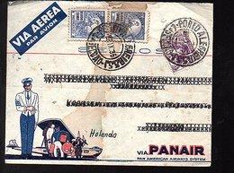 1935 Porto Alegre PANAIR > Holland (420) - Brazil