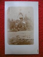ROUMANIE VAJDAHUNYAD CARTE PHOTO 1924 - Rumänien