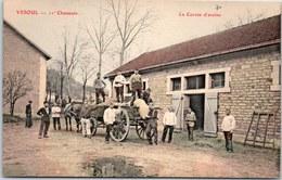 70 VESOUL - 11e Chasseurs - La Corvée D'avoine - Vesoul