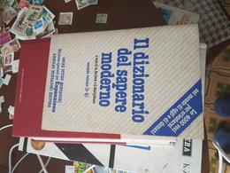 IL DIZIONARIO DEL SAPERE MODERNO - Livres, BD, Revues