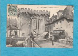 Chartres. - La Porte Guillaume. - Restaurant. - Bar-Tabac. - Chartres
