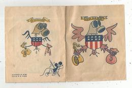 Guerre 1939-45 , Humour , BD , WE DO OUR PART , WE DID OUR PART, Mickey , Les Nazis... , à Staline, 8 Scans, Frais Fr 2e - War 1939-45