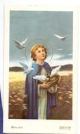 Devotie - Devotion - Communie Communion - Antoinette Bekaert - Petegem Deinze 1953 - Communion