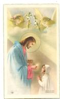 Devotie - Devotion - Communie Communion - Lisette Bekaert - Petegem Deinze 1951 - Communion