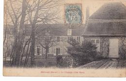 Mery Sur Marne Le Chateau - Francia