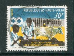 HAUTE VOLTA- Y&T N°223- Oblitéré - Haute-Volta (1958-1984)