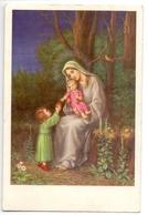 Devotie - Devotion - Communie Communion - Carlos Debyser - Westvleteren 1959 - Communion