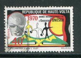 HAUTE VOLTA- Y&T N°218- Oblitéré - Haute-Volta (1958-1984)