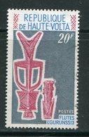 HAUTE VOLTA- Y&T N°236- Oblitéré - Haute-Volta (1958-1984)